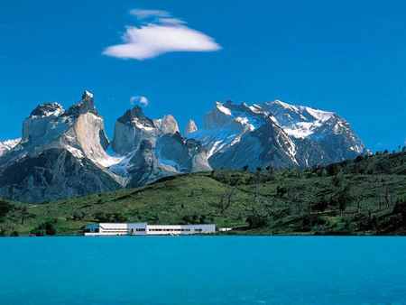Parque Nacional de  Torres de Paine
