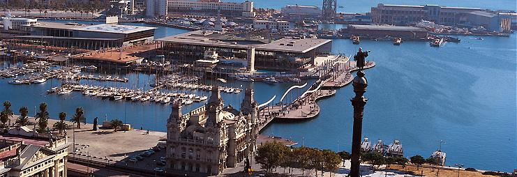 Port Vell de Barcelona. Foto web Barcelona Turisme