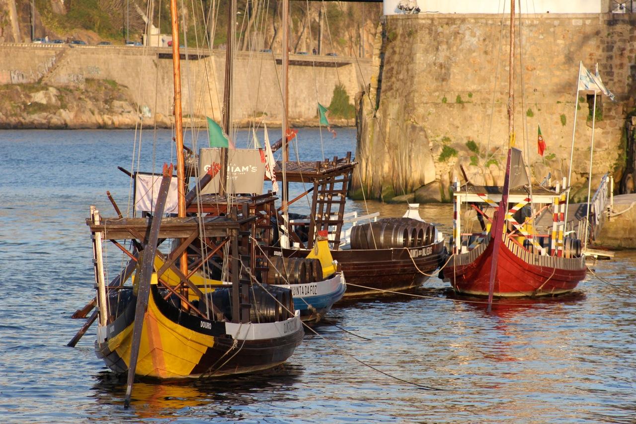 El Douro ha marcado la vida y el desarrollo de Porto. Foto Alberto Ribas