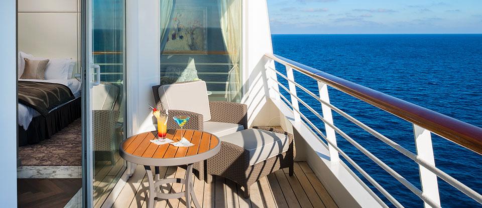 Crystal Cruises es un referente en cuanto a cruceros de lujo. Foto web Crystal Cruises