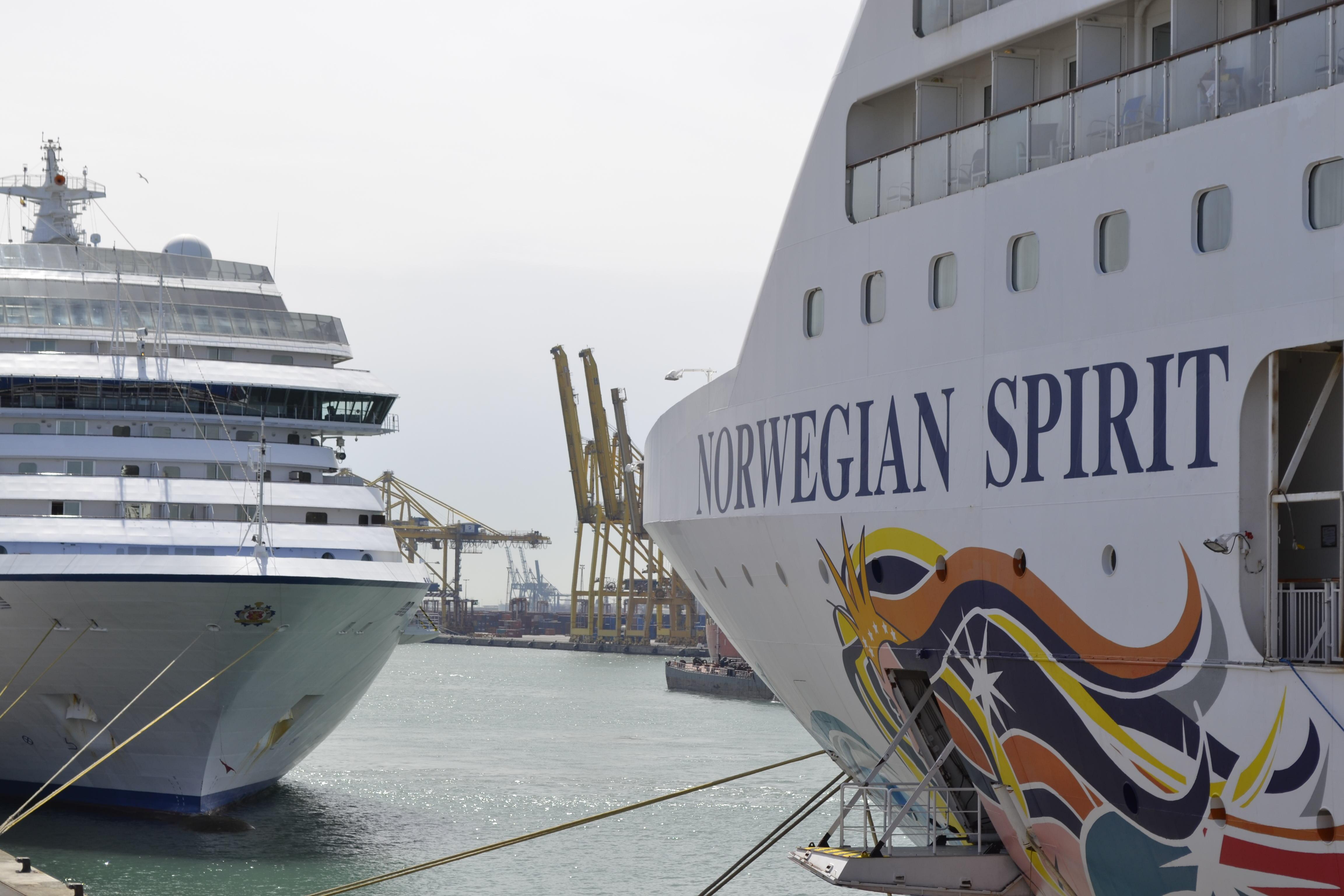 fotos del Norwegian Spirit