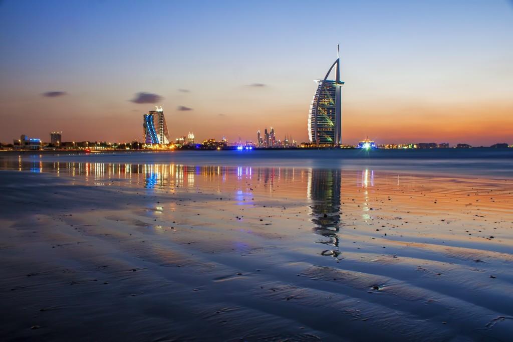 Dubai es una de las escalas de la Vuelta al Mundo con Costa Cruceros. Foto Costa Cruceros