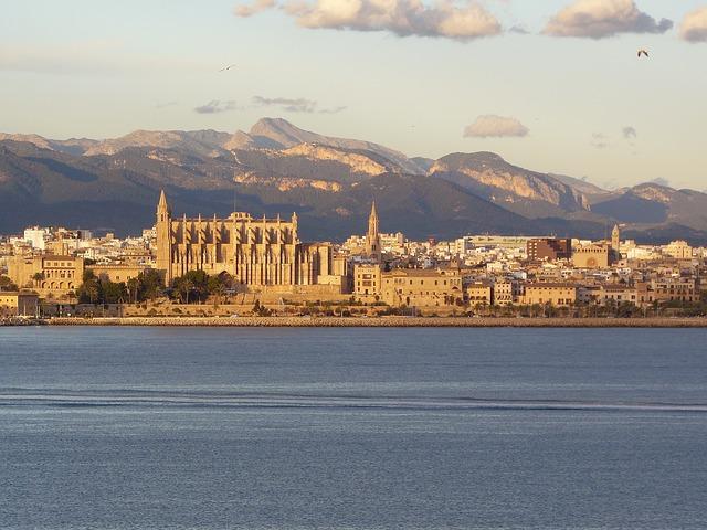 Vista de Mallorca a bordo MSC Preziosa de MSC Cruceros