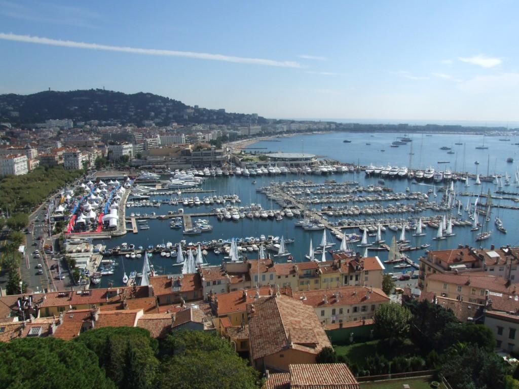 Escala en Cannes del Crucero por el Mediterraneo de NCL