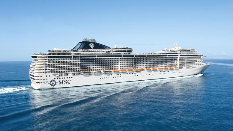 El evento All Stars of the Sea se celebró en esta edición 2015 a bordo del MSC Fantasia de MSC Cruceros