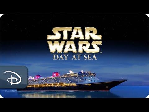 Crucero Star Wars Disney Cruise Line