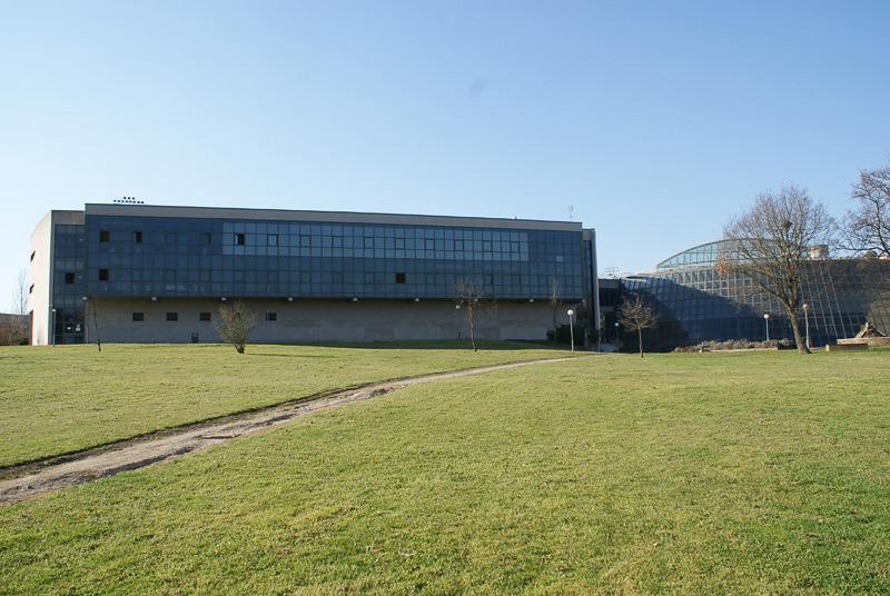 Vivero de empresas de la Fundación CEL de Lugo