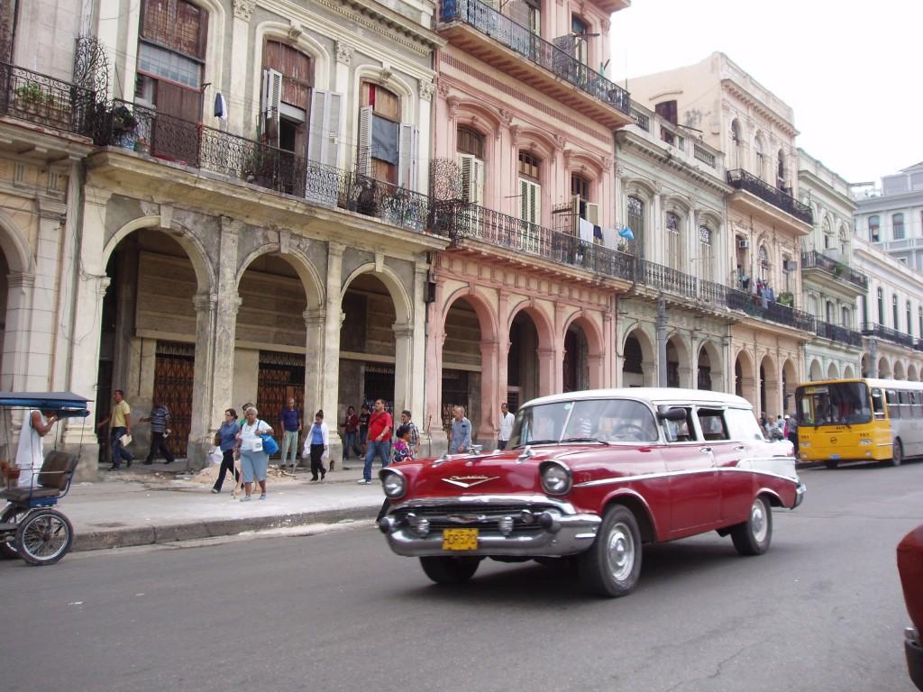 Crucero por el Caribe desde Barcelona a Cuba. La Habana