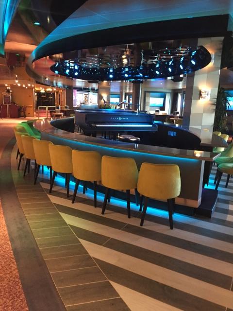 Fotos del ms Eurodam de Holland America Line bar