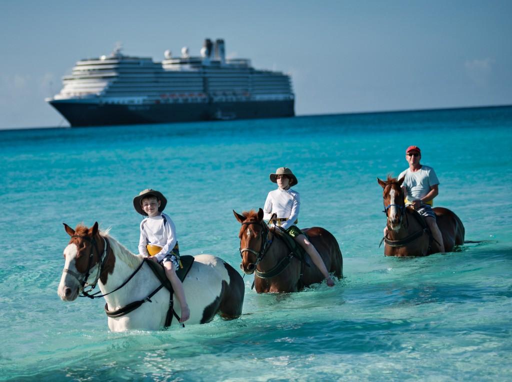 Fotos del ms Eurodam de Holland America Line destino Caribe