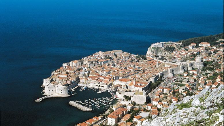 Crucero por las Islas Griegas desde Venecia en abril y mayo de 2016 Dubrovnik