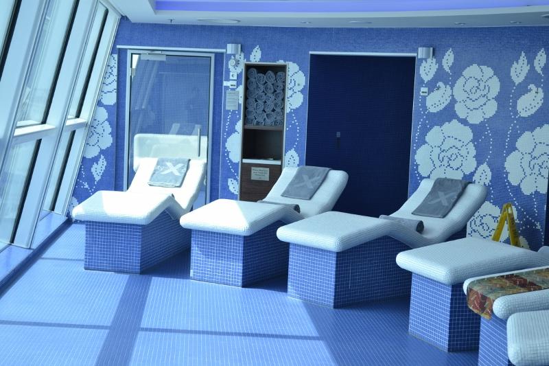 Fotos del Celebrity Equinox de Celebrity Cruises Spa