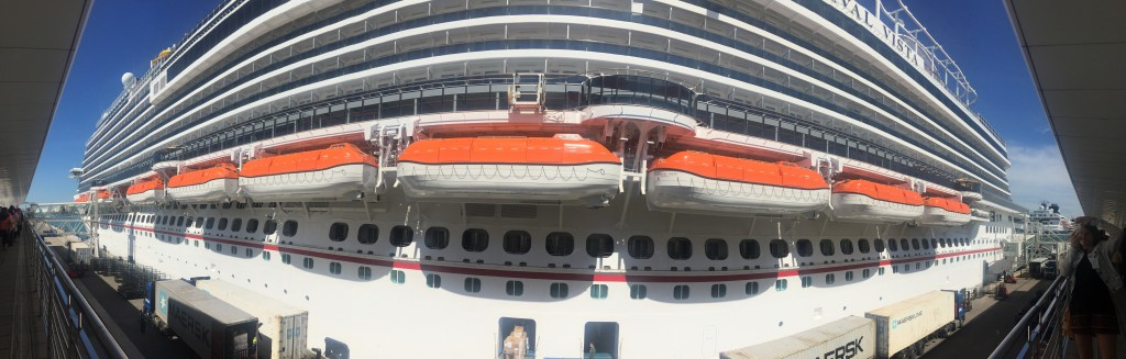 El nuevo barco de Carnival Cruise Line: Carnival Vista