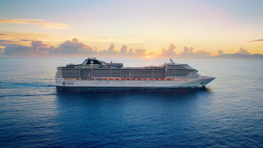 Mejor compañía de cruceros MSC Cruceros MSC Poesia
