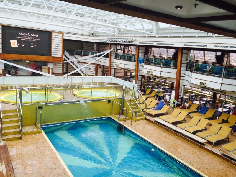 10 motivos para hacer un crucero en el Costa Favolosa