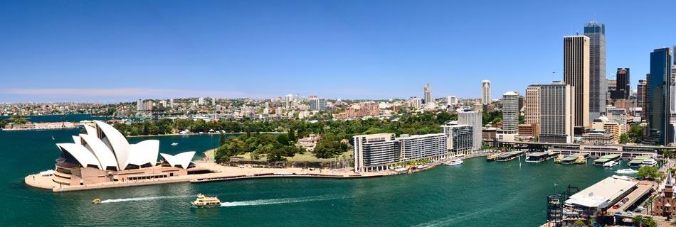 Cruceros por Australia y Nueva Zelanda con Norwegian Cruise Line
