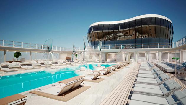 MSC Meraviglia: así será el nuevo barco de MSC Cruceros