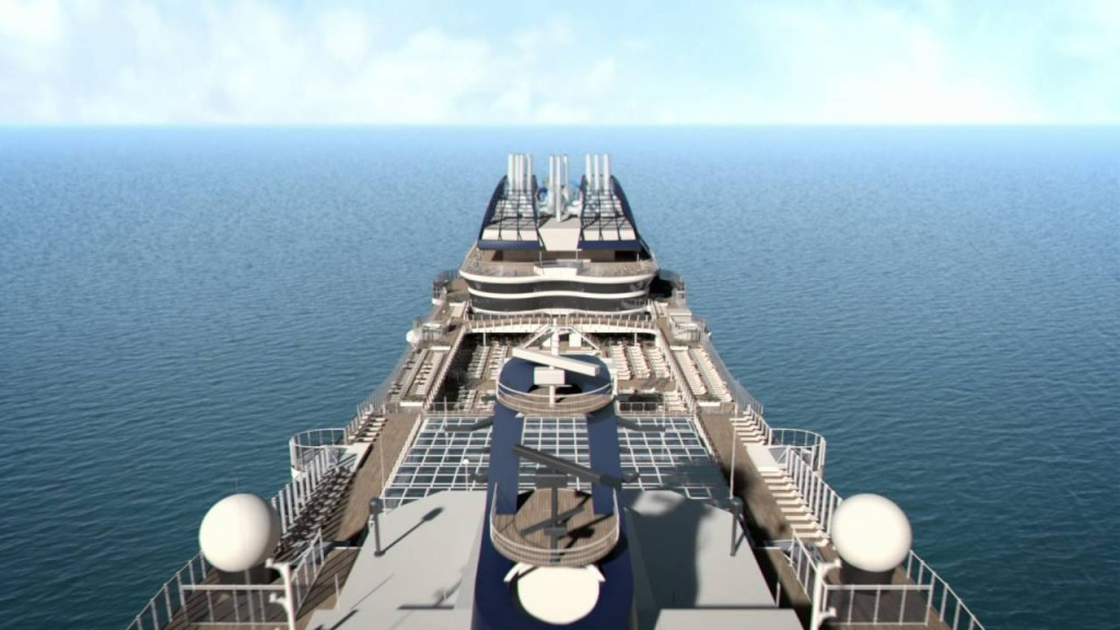 MSC Meraviglia: así va a ser el nuevo barco de MSC Cruceros