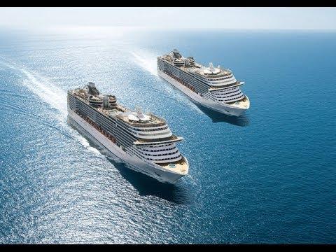 MSC Splendida llega a Asia y MSC Cruceros anuncia el posicionamiento de MSC Bellissima en este continente para el 2020