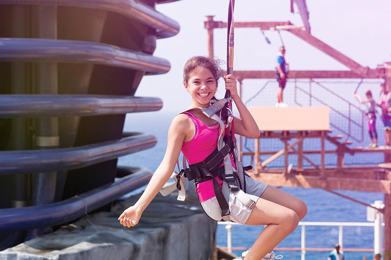 Un Mundo de Libertad con Norwegian Cruise Line