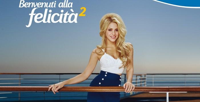 Fotos del Costa Diadema: cómo es por dentro el barco de Shakira