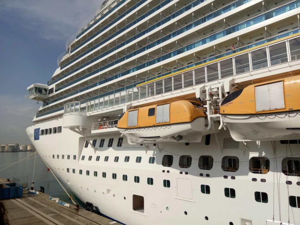 Cruceros en diciembre de 2017 con Costa Cruceros al mejor precio