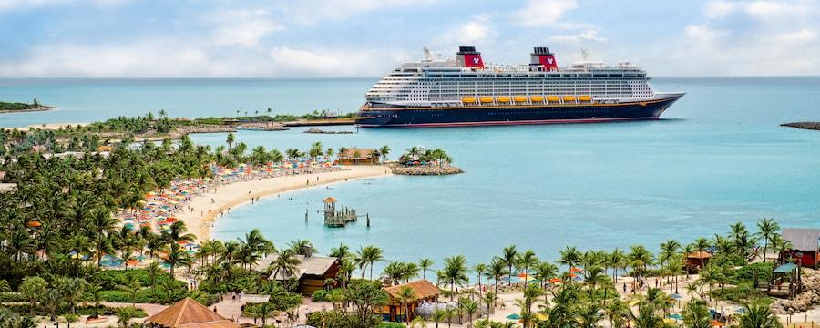 Todas las novedades del Disney Fantasy de Disney Cruise Line desde su remodelación