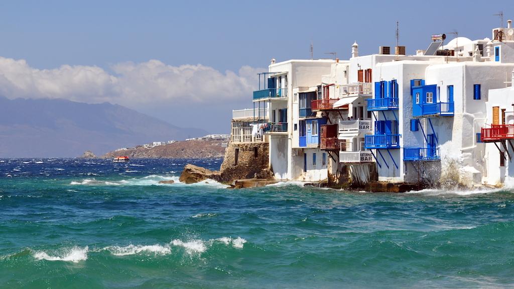 ¿Nos vamos de crucero a las Islas Griegas con Costa?
