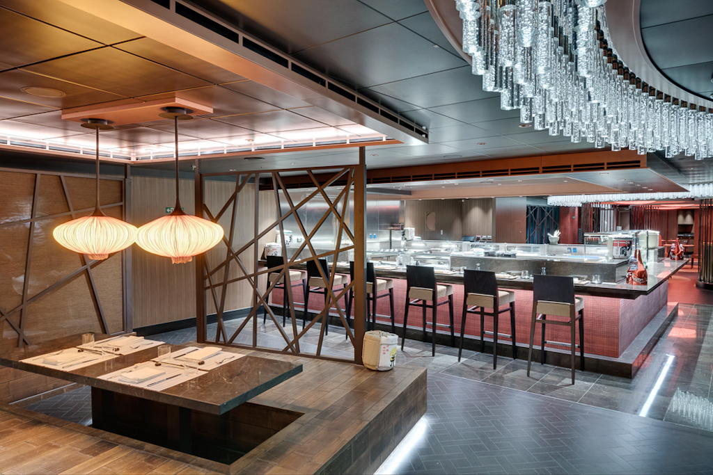 Asian Market Kitchen by Roy Yamaguchi offers guests three unique dining concepts copia