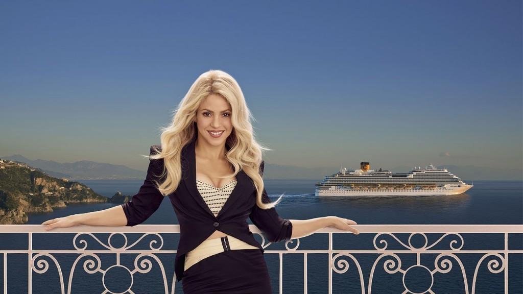 Crucero de Shakira Costa Diadema ¡Cruceros desde Barcelona, Valencia o Palma con Costa Cruceros para disfrutar de las vacaciones en otoño al mejor precio!
