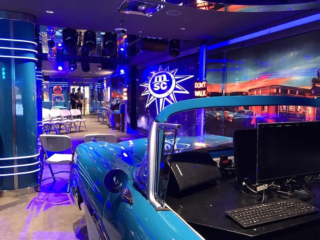 ¿Cómo es por dentro el MSC Seaside de MSC Cruceros?