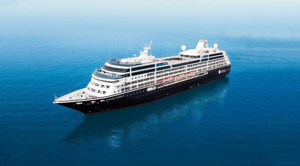 Azamara Pursuit: 7 experiencias que puedes vivir navegando en el nuevo barco de Azamara Club Cruises