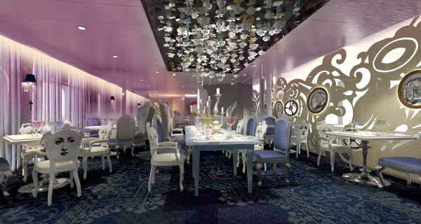 Info para foodies: así son los restaurantes del Symphony of the Seas℠ de Royal Caribbean®