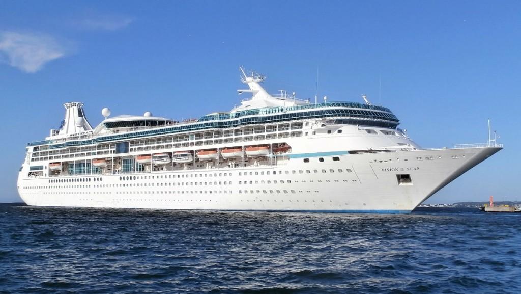 Reserva tu escapada en minicrucero desde Barcelona por el Mediterráneo en el Vision of the Seas de Royal Caribbean