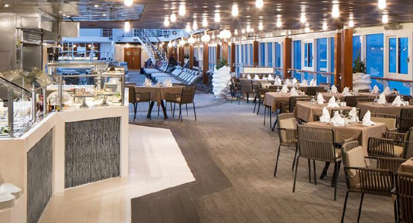 ¿Navegar en cruceros de lujo? 10 razones para elegir hacer un crucero con Azamara Club Cruises