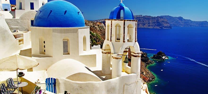 navegar en crucero por las Islas Griegas con Norwegian Cruise Line en Todo Incluido Premium