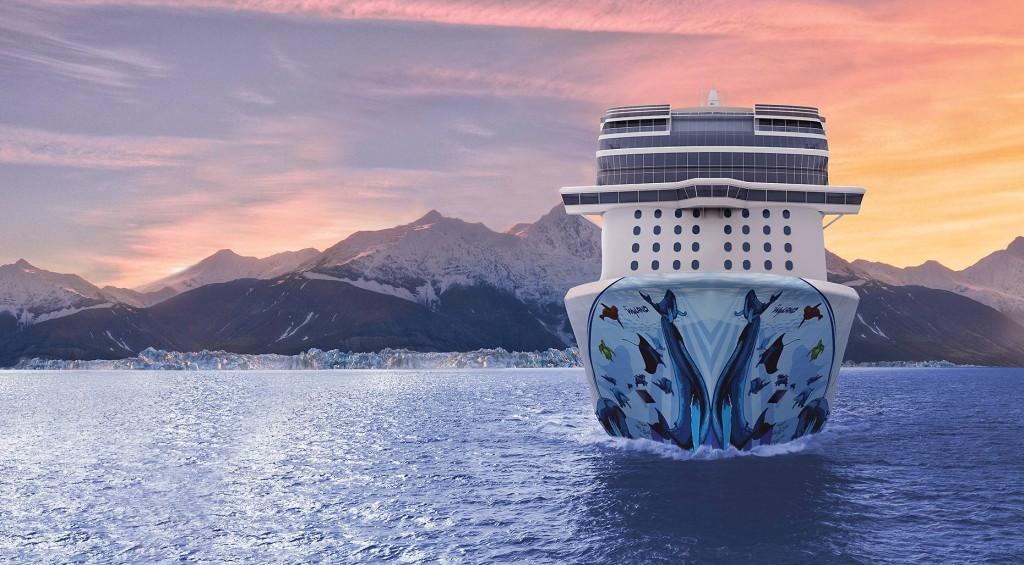 Estrena el nuevo barco de Norwegian Cruise Line navegando por Alaska: llega el Norwegian Bliss