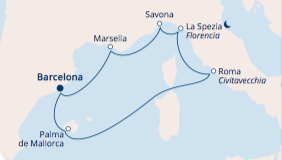 Miramar Cruceros nominada por tercer año consecutivo como mejor agencia online en la 25 edición de los premios Protagonistas del Mar de Costa