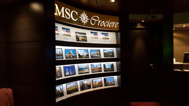 Así es el MSC Magnifica por dentro