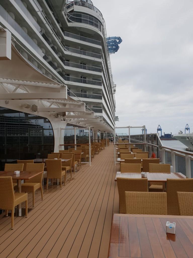 Todas las fotos del MSC Seaview: el nuevo barco de MSC Cruceros en el Mediterráneo