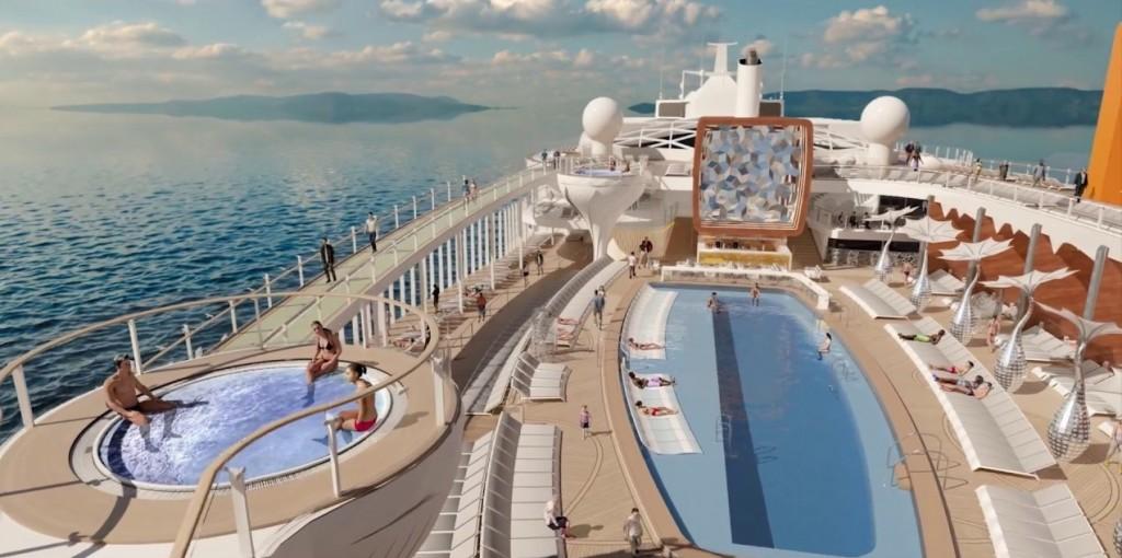 Las 10 novedades que te esperan a bordo del Celebrity Edge, el nuevo barco de Celebrity Cruises