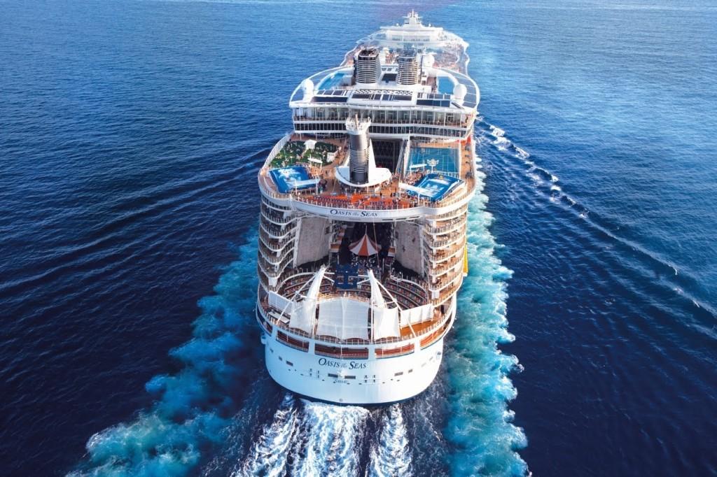 ¡Oasis of the Seas vuelve a Barcelona! : reserva ya tu cabina en los cruceros de Royal Caribbean desde Barcelona en 2019