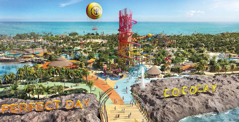 Perfect Day in Coco Cay: la sorpresa de los cruceros de Royal Caribbean por el Caribe