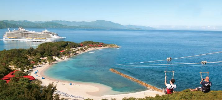 10 motivos para hacer un crucero por el Caribe en 2019 con Royal Caribbean
