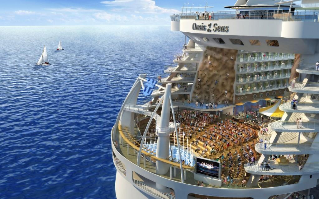 10 motivos para elegir el Oasis of the Seas para tu crucero por el Mediterráneo desde Barcelona