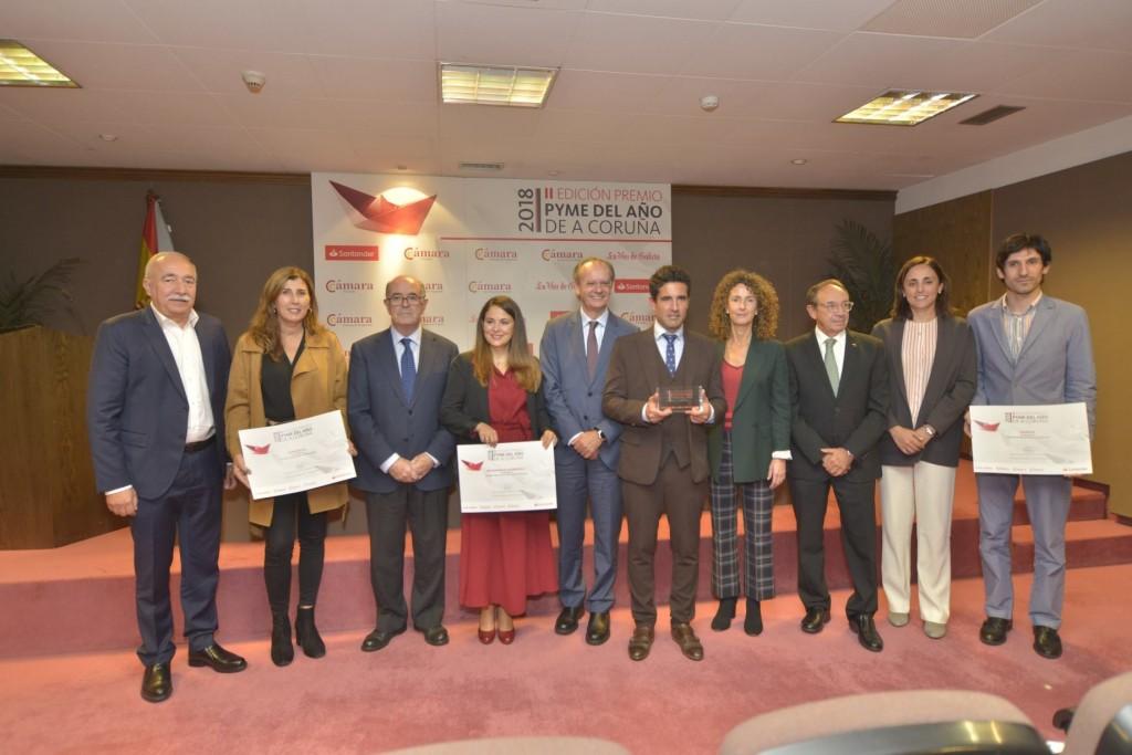 Miramar Cruises finalista en los Premios Pyme del Año de la Cámara de Comercio de España y el Banco Santander