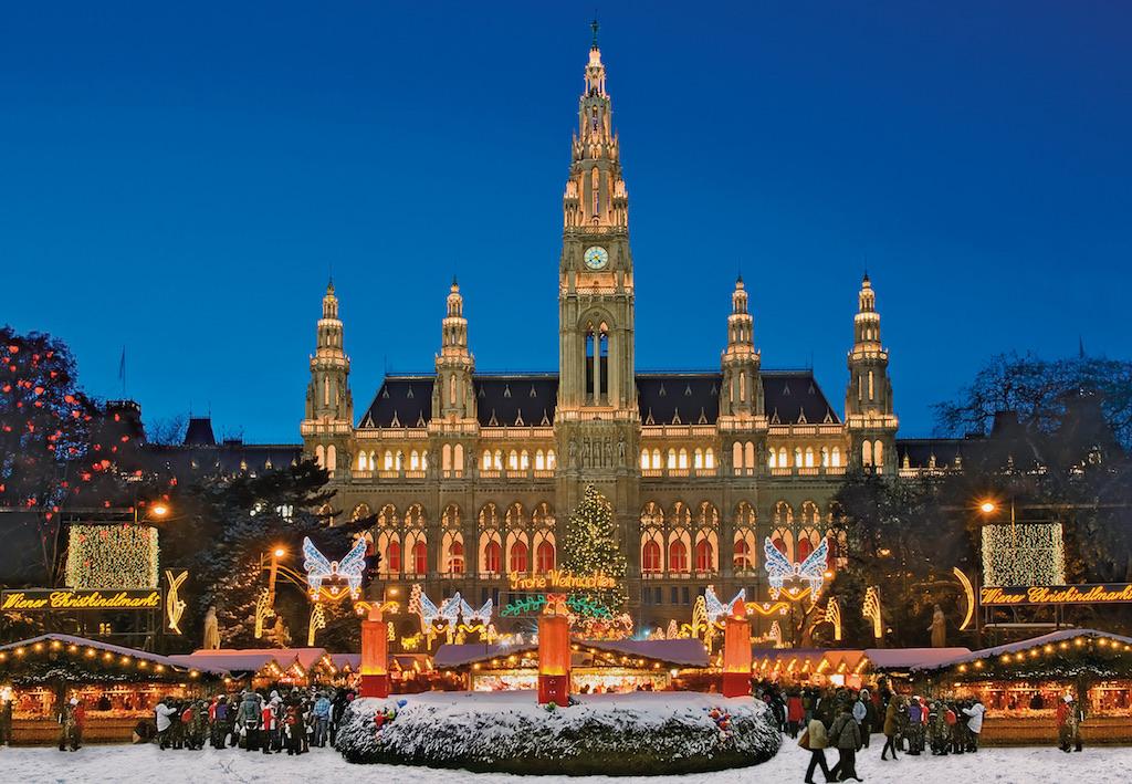 El plan perfecto para estas Navidades: crucero fluvial por los mercados navideños de Europa