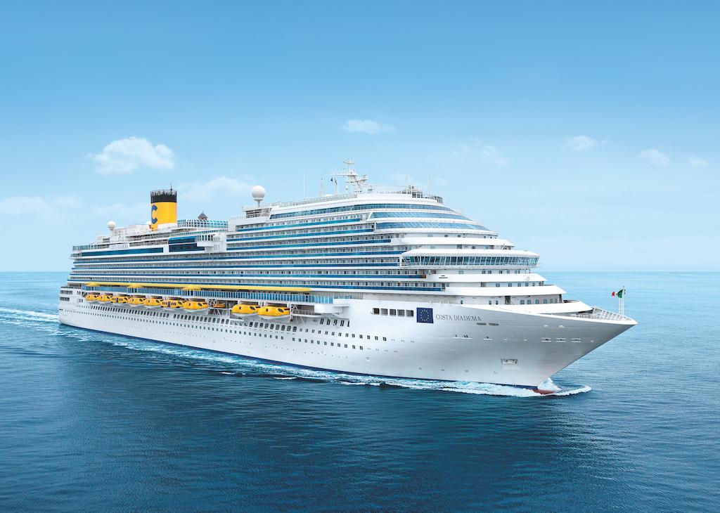 Cruceros de Costa adaptados a pasajeros con movilidad reducida