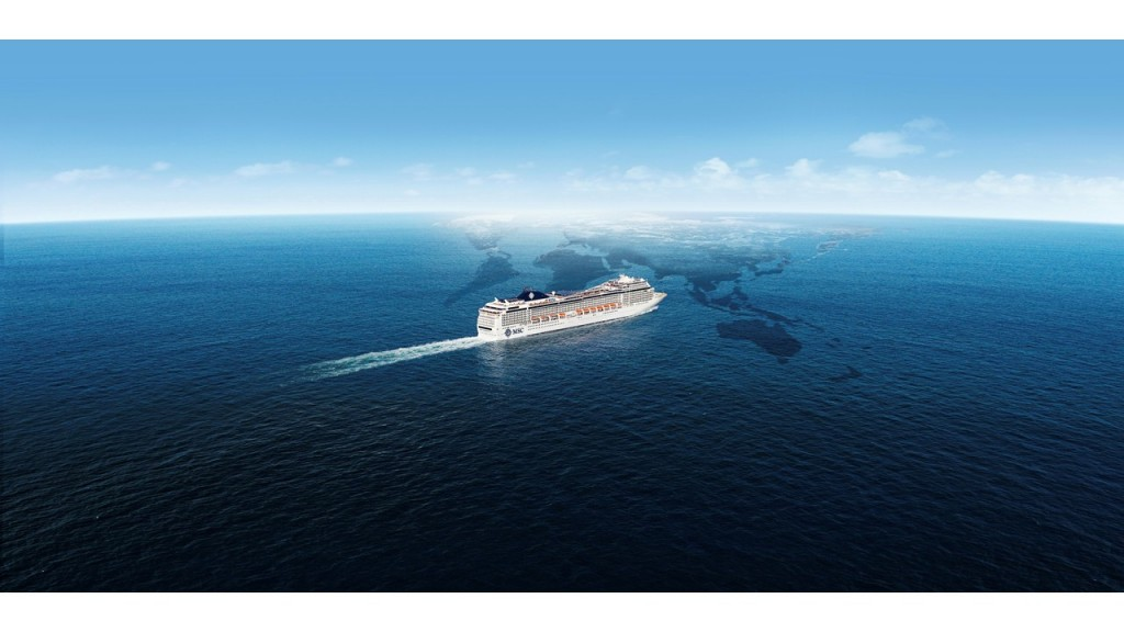 MSC Magnifica sets sail on her 119-day journey
