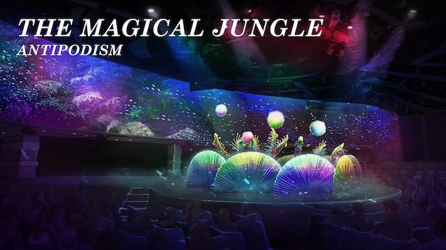 Dos nuevos espectáculos de Cirque du Soleil at Sea exclusivos para MSC Bellissima